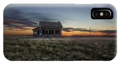 Prairie Sunset IPhone Cases