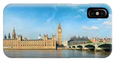 London Skyline IPhone Case