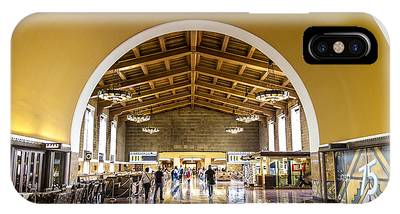 Los Angeles Union Station IPhone Case