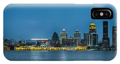 Louisville Ky 2012 IPhone Case