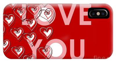 Love You IPhone Case
