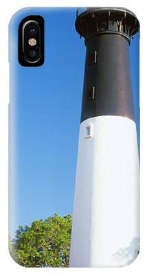 Hunting Island Lighthouse Phone Cases