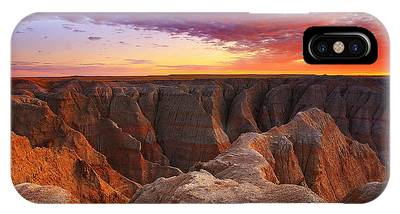 Death Valley iPhone Cases