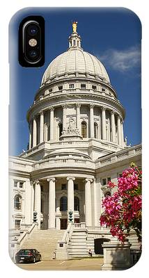 Madison City Hall IPhone Case