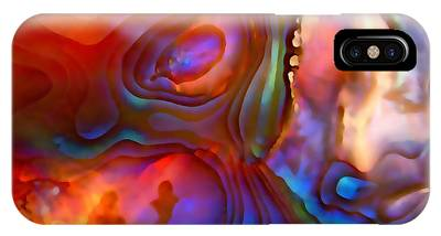 IPhone Case featuring the photograph Magic Shell by Rona Black