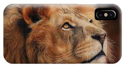 Lioness Phone Cases