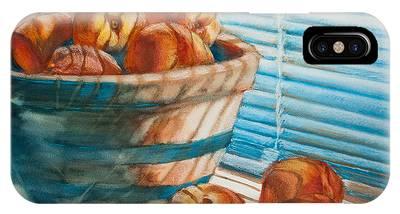 Peach IPhone Cases