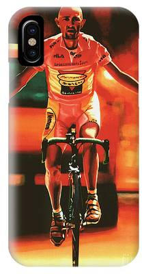 Cyclist Phone Cases