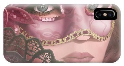 Masked Iv IPhone Case