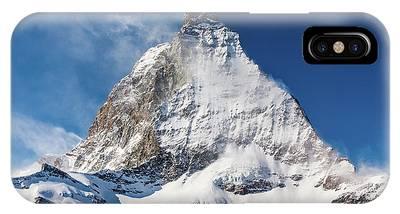 Matterhorn iPhone Cases