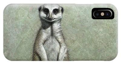 Meerkat IPhone Cases