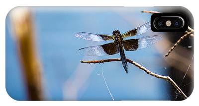 Merrill Creek Dragonfly IPhone Case