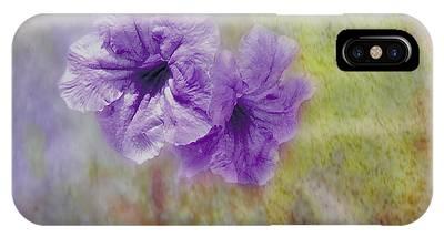 Mexican Petunia IPhone Case