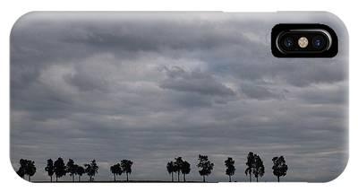 Mid West Treeline IPhone Case