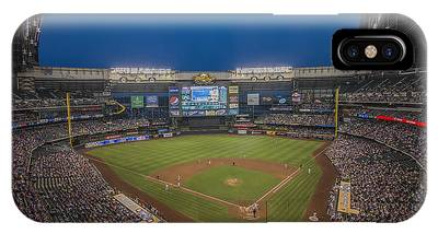 Milwaukee Brewers IPhone Case