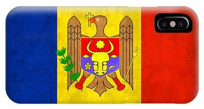 Moldova Phone Cases