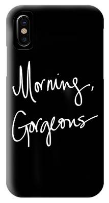 Morning Phone Cases