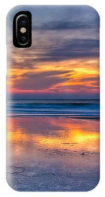 Morning Reflections IPhone Case by Francis Trudeau
