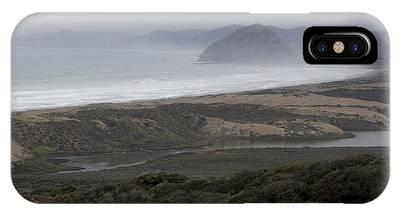 Morro Bay - Morro Rock 1 IPhone Case