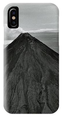 Mayon Volcano Phone Cases