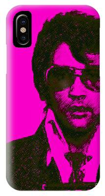 Mugshot Elvis Presley M80 IPhone Case