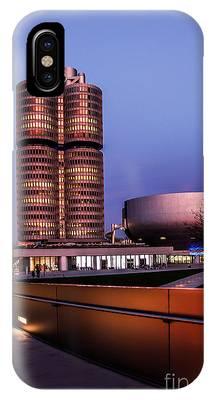munich - BMW office - vintage IPhone Case