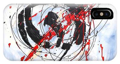 Musical Abstract 002 IPhone Case