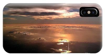 Mystical Flight IPhone Case