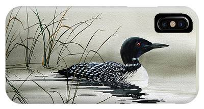 Loon iPhone Cases