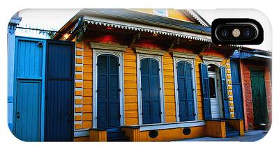 Creole Cottage Phone Cases
