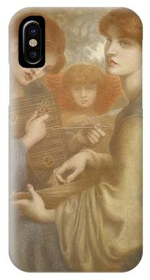 Luth Drawings iPhone Cases