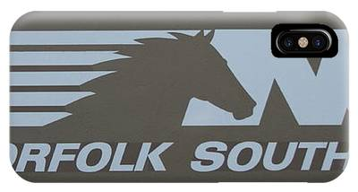 Norfolk Southern Railway Phone Cases