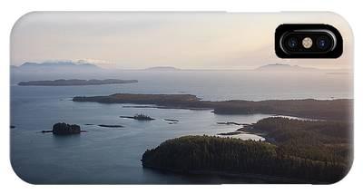 Queen Charlotte Islands Phone Cases