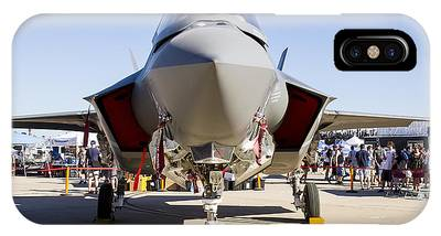 Nose To Nose With An F-35 IPhone Case