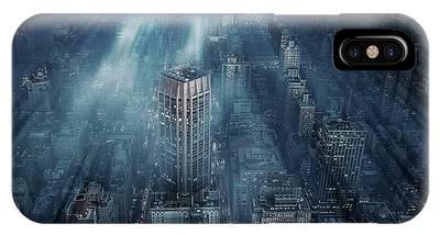 Skyscrapers Phone Cases