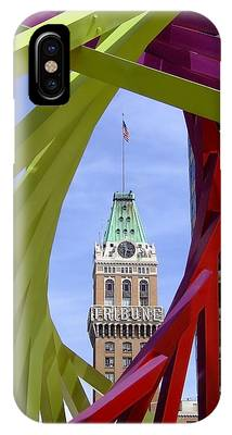 Oakland Tribune IPhone Case