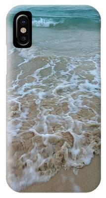Ocean Wave Caress IPhone Case