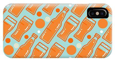 Brewery Digital Art iPhone Cases