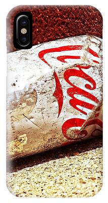 Old Coke Can IPhone Case