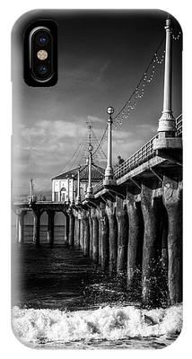 Old Manhattan Pier IPhone Case