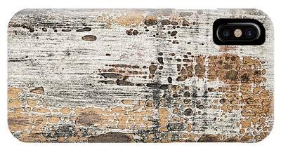 Peeling Painted Wood Phone Cases