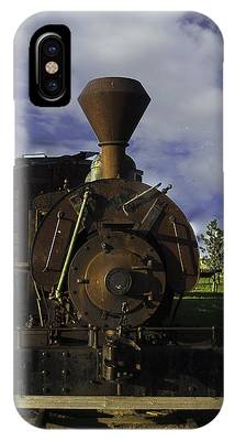 Old Prairie Train IPhone Case