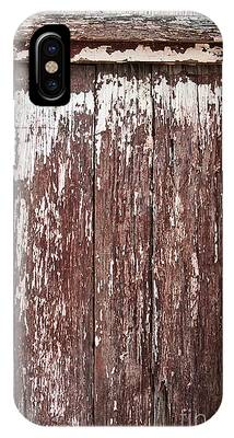 Old Shed Door IPhone Case
