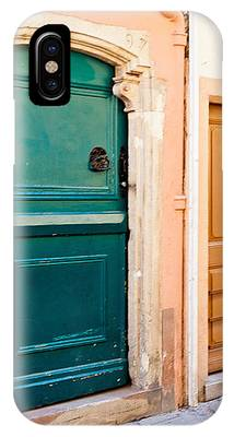 Old Town Plate 1 IPhone Case by Richard J Thompson