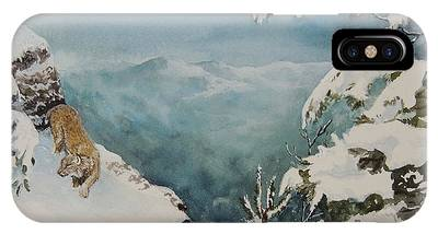 On The Prowl Sold IPhone Case