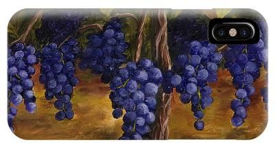 Grape IPhone Cases