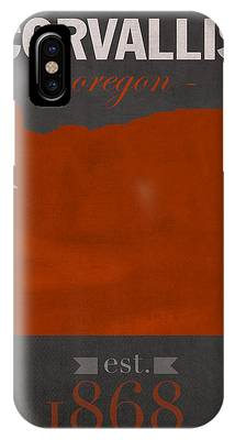 Oregon State Phone Cases