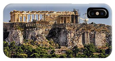 Greek Temple Phone Cases