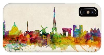Paris Phone Cases
