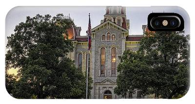 Courthouse Towers Phone Cases